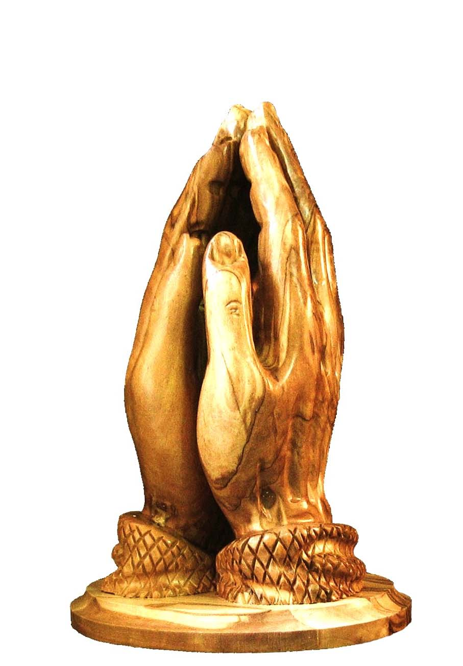 Praying hands (Medium)