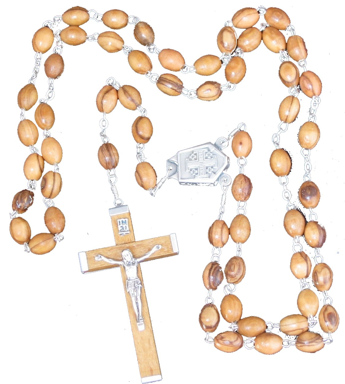 ROSARY ( Olive wood )