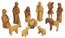 11 Nativity Figures