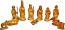 11 Nativity Figures