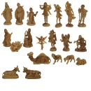 20 Nativity Figures