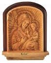 BASS RELIEF ICON OF VERGIN MARY - SMALL