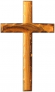 Beveled edge Cross-25cm.