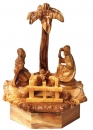 Holy Family with Rotating music box
