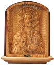 ICON OF CHRIST PANTOCRATOR - LARGE