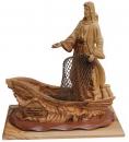 JESUS ON THE BOAT