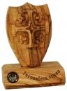 Jerusalem Cross - table plaque