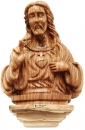 Jesus Sacred Heart - wall plaque