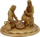 Jesus washing his disciples feet