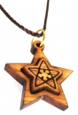 Laser engraved pendant -packed with a cord  - PACK 10 PIECES