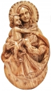 MADONNA WALL PLAQUE (LARGE)