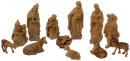 NATIVITY SET KINGS MINI