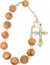 ROSARY ( Olive wood ) 12 PICES