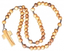 ROSARY ( Olive wood ) 12 PIECES