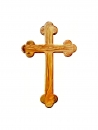 Roman Cross with beveled edge-12cm.