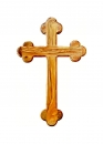 Roman Cross with beveled edge-16cm.