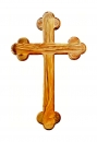 Roman Cross with beveled edge-20cm.