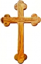 Roman Cross with beveled edge-35cm.