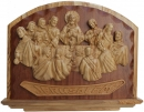 SMALL LAST SUPPER WALL PLAQUE