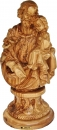St. Joseph carrying baby Jesus bust