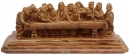 THE LAST SUPPER (one piece of wood)