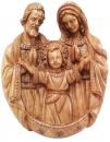 The Holy Family- Wall plaque