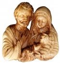The Holy Family wall plaque